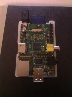 Raspberry Pi back in